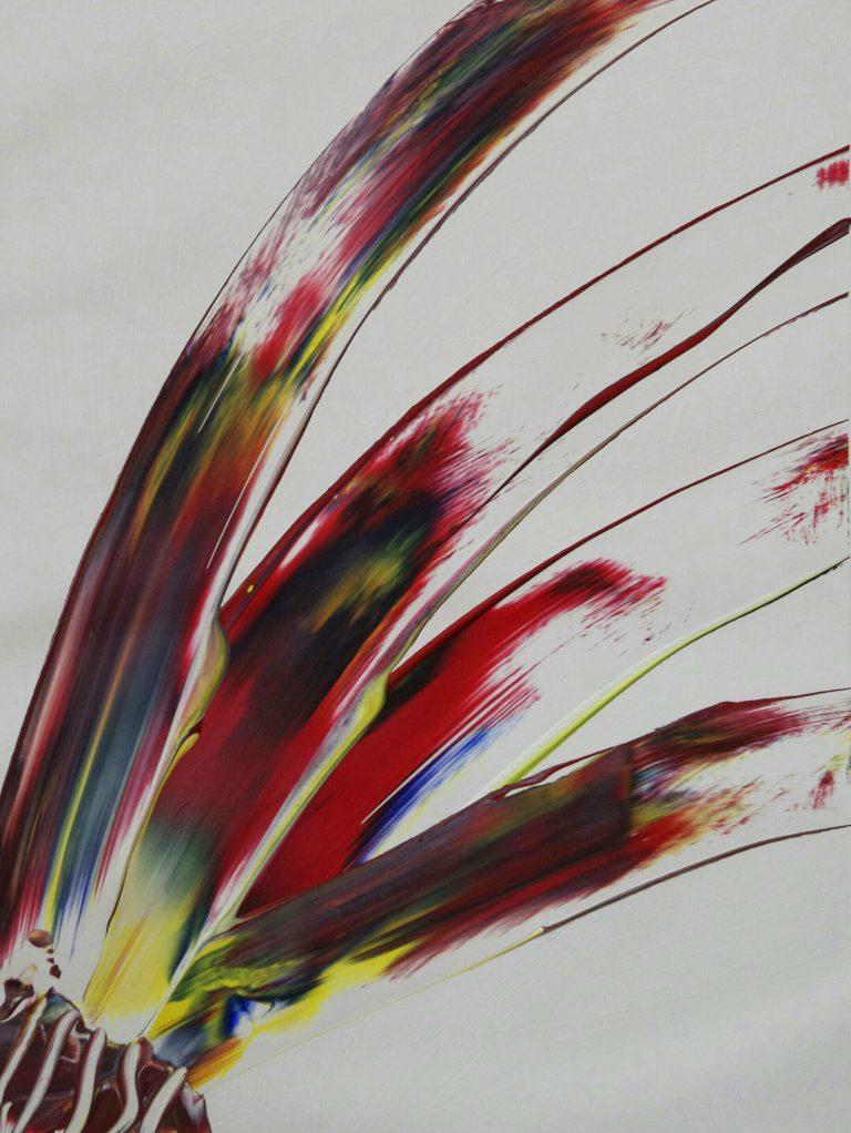 Abstrakte Kunst - Tom Helman - 170414-studie-viii-für-benji