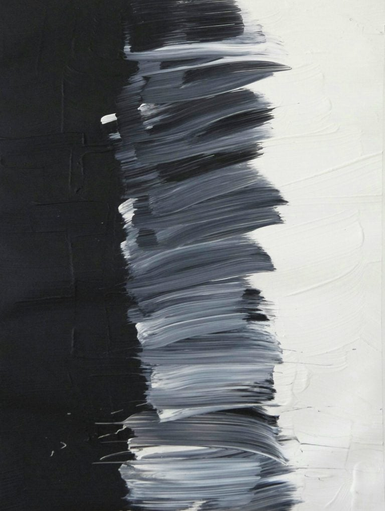 Abstrakte Kunst - Tom Helman - 170917-studie-ix-sehnsucht-nach-grau