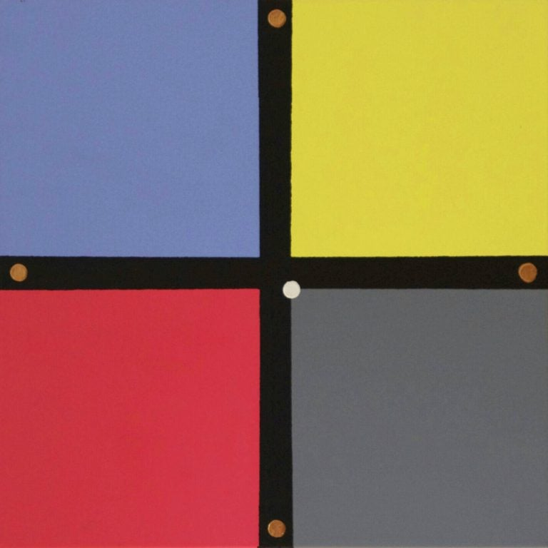 Abstrakte Kunst - Tom Helman - 170930-geordneter-wahn