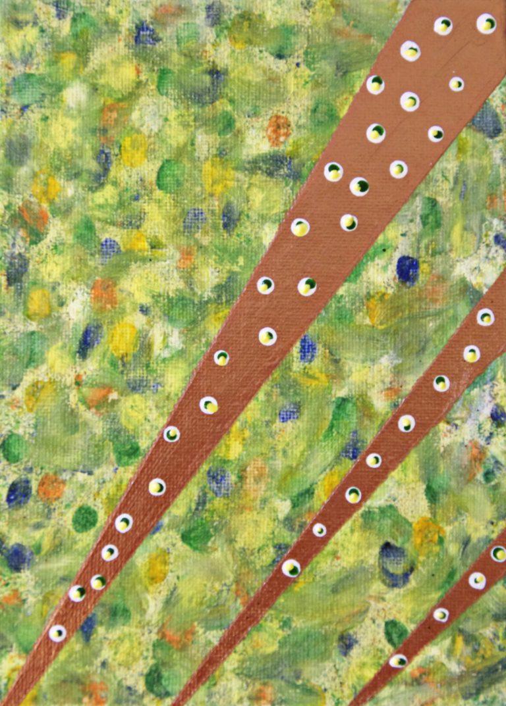 Abstrakte Kunst - Tom Helman - 190112-frühlingshafte-spiegeleier