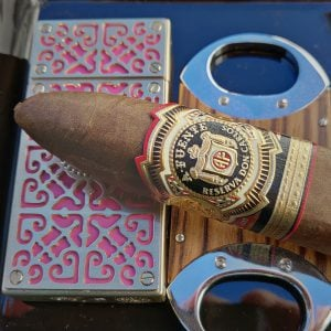 A. Fuente Reserva Don Carlos Eye of the Shark | Zigarren Verkostung