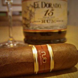 Nub 466 sun grown | Zigarren Verkostung