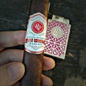 Rocky Patel Sun Grown Maduro Toro | Zigarren Verkostung