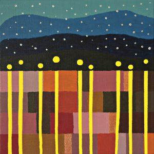 Abstrakte Kunst - Tom Helman - 190407-das-ende-der-nacht