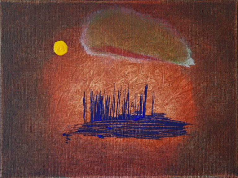 Abstrakte Kunst - Tom Helman - 190518-heimat-des-krümelmonsters