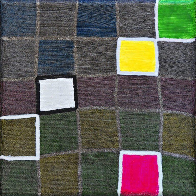 Abstrakte Kunst - Tom Helman - 200928-la-marcheuse-frissonnante